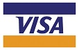 Visa Cards are accepted